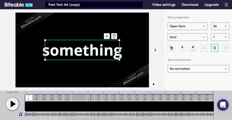 online educational video maker biteable.com