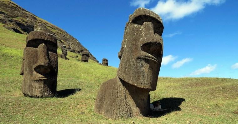 MOAI of Easter Island Virtual Tour in 3D