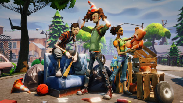 Fortnite Now Is an Official High School and College Sport