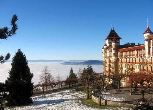 4 ngôi trường đào tạo ngành du lịch khách sạn hàng đầu Thụy Sĩ