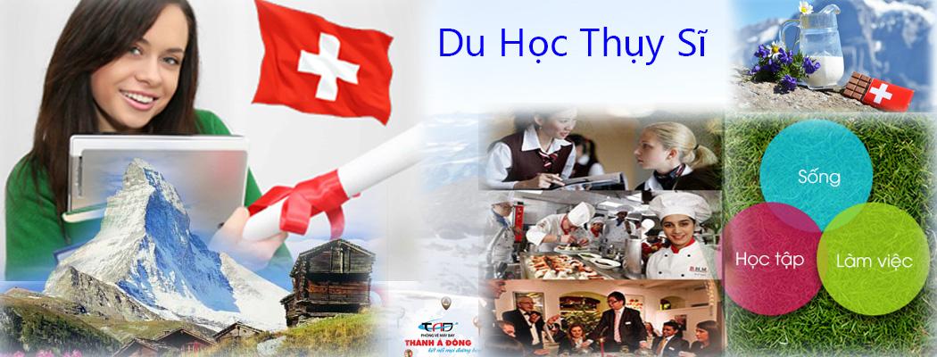 Chia sẻ kinh nghiệm du học Thụy Sĩ