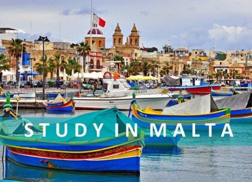 Du học Malta – chương trình thạc sĩ 2018