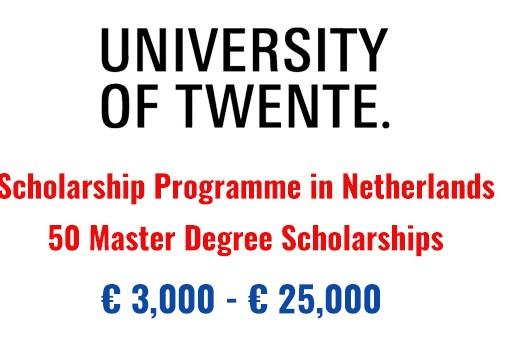 Du học Hà Lan: Cơ hội nhận học bổng lên tới 25000 euro từ trường đại học Twente - University Twente Scholarship