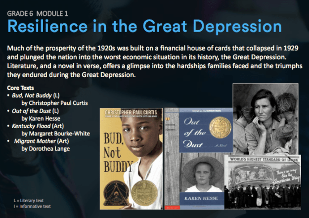 wit wisdom great depression module