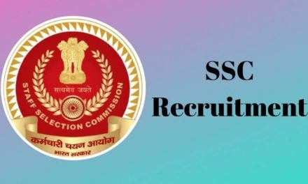 SSC: JunIOR ENGINEERS VACANCIES
