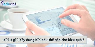 KPI là gì, xây dựng kpi như thế nào