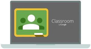 Google classroom - apps for teachers