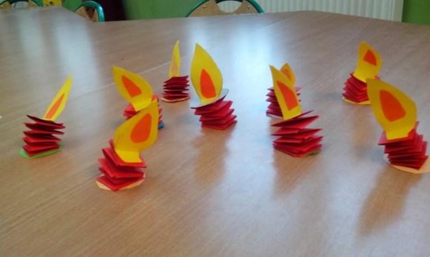 Bezpieczne świeczki