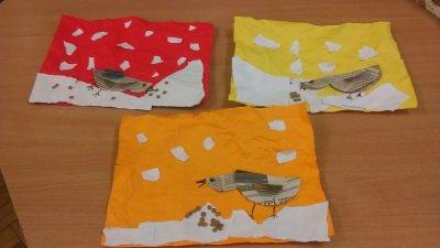 Dokarmiamy ptaki Dzień Ochrony Środowiska Dzień Ziemi Izabela Kowalska Jesień (Prace plastyczne) Międzynarodowy Dzień Ptaków Prace plastyczne Prace plastyczne (Dzień Ziemi) Prace plastyczne (Dzień Zwierząt) Światowy Dzień Zwierząt Wiosna (Prace plastyczne) Zima (Prace plastyczne) Zwierzęta (Prace plastyczne)