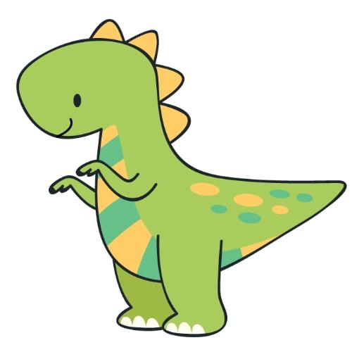 Plansze dydaktyczne: Dinozaury Dekoracje (Dzień Dinozaura) Plansze dydaktyczne