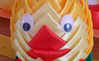 Kurczaki ze wstążek