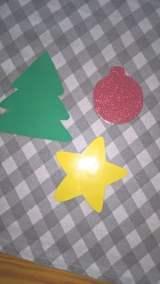Ozdoby, dekoracje świąteczne Boże Narodzenie Dekoracje (Boże Narodzenie) Emilia Lalak Kreatywnie z dzieckiem Prace plastyczne (Boże Narodzenie) Święta Zima