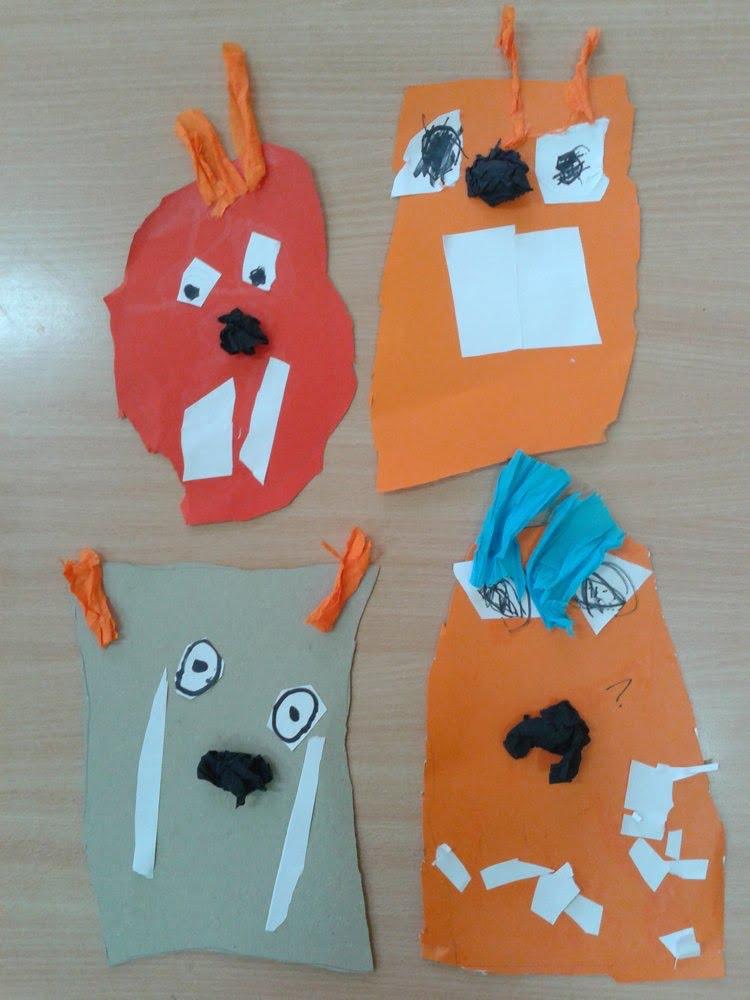 Wiewióreczki Jesień (Prace plastyczne) Marlena Wrońska Prace plastyczne Prace plastyczne (Dzień Zwierząt) Światowy Dzień Zwierząt Wiosna (Prace plastyczne)