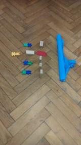 Zabawy z symetrią Dzień Matematyki Izabela Kowalska Matematyka Pomoce dydaktyczne Prace plastyczne Zabawy matematyczne (Dzień Matematyki)