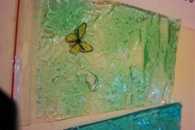 Żelowe woreczki sensoryczne Aneta Grądzka-Rudziak Kreatywnie z dzieckiem Pomoce dydaktyczne Światowy Dzień Dzikiej Przyrody Światowy Dzień Zwierząt