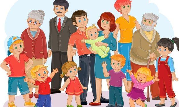 Scenariusz uroczystości z okazji Święta Babci i Dziadka