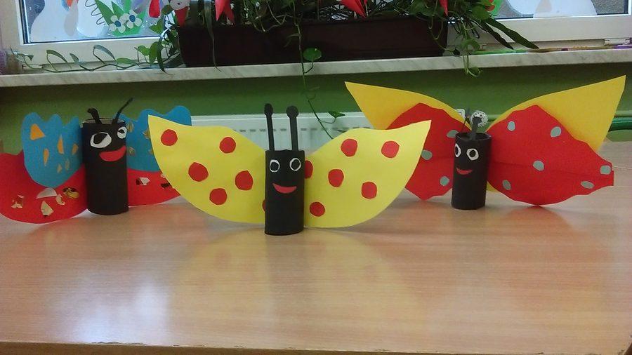 Motyle z rolek Dzień Mamy Dzień Taty Izabela Kowalska Lato Prace plastyczne Prace plastyczne (Dzień Mamy) Prace plastyczne (Dzień Rodziny) Prace plastyczne (Dzień Taty) Prace plastyczne (Dzień Zwierząt) Prace plastyczne (Lato) Światowy Dzień Zwierząt Wiosna (Prace plastyczne) Zwierzęta (Prace plastyczne)