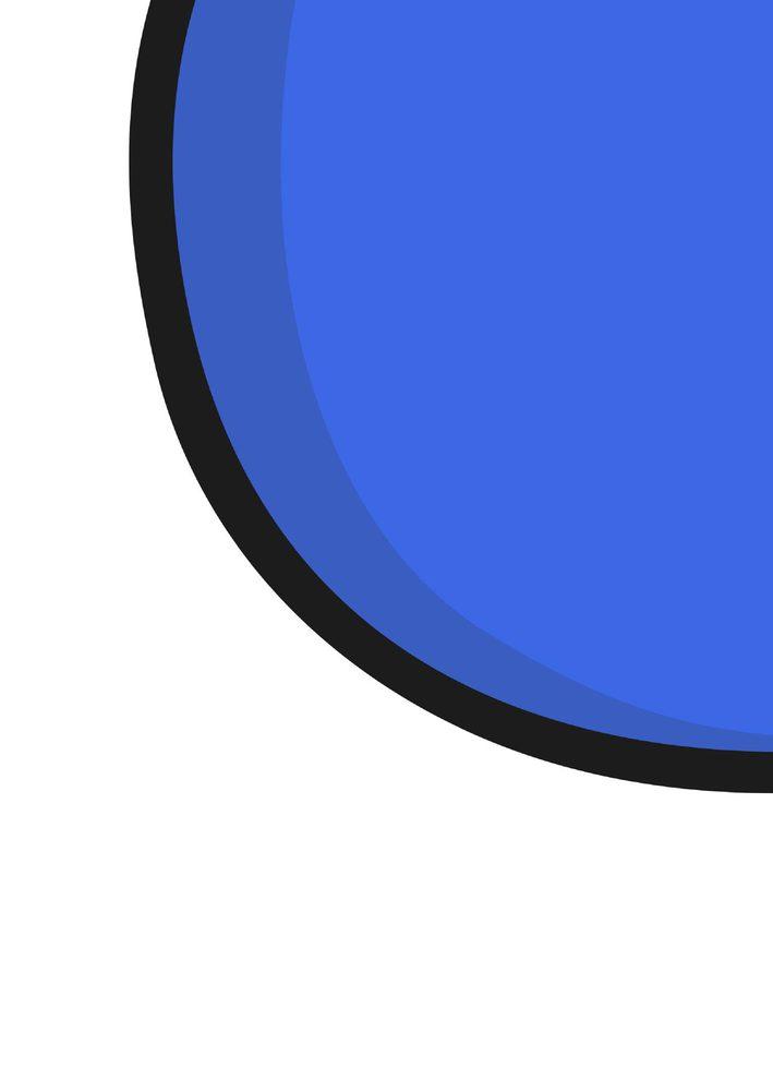 Boże Narodzenie - Niebieska Bombka Boże Narodzenie Dekoracje (Boże Narodzenie) Duże szablony kolorowe Grudzień Tematyczne