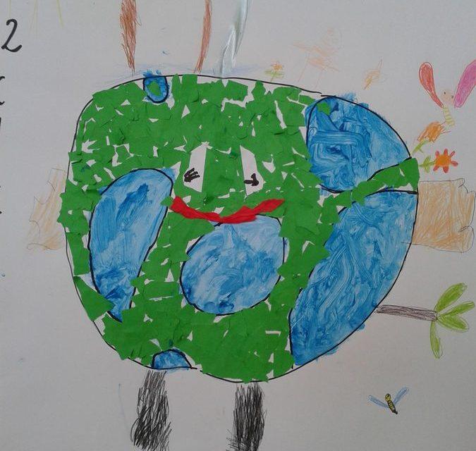 22 kwietnia Dniem Ziemi – plakat