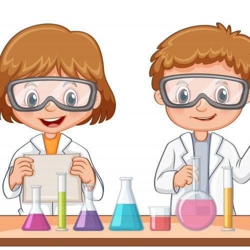 Dzień Chemika: Wyklejanki (9 kart pracy) Dzień Chemika Karty pracy Wyklejanki