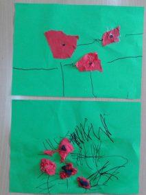 Maki z bibuły Dzień Babci i Dziadka Dzień Mamy Dzień Taty Marlena Wrońska Prace plastyczne Prace plastyczne (Dzień Babci i Dziadka) Prace plastyczne (Dzień Mamy) Prace plastyczne (Dzień Rodziny) Prace plastyczne (Dzień Taty) Rośliny (Prace plastyczne) Wiosna (Prace plastyczne)