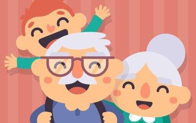 Scenariusz na Dzień Babci i Dziadka