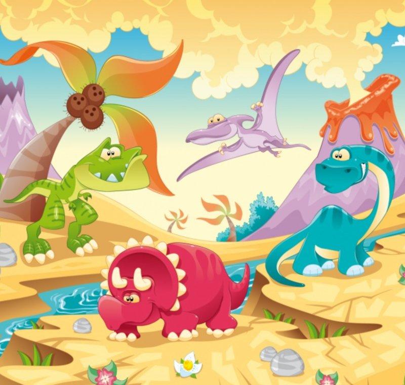 Dinozaury Agata Dziechciarczyk Dzień Dinozaura O dinozaurach (Wierszyki) Wierszyki