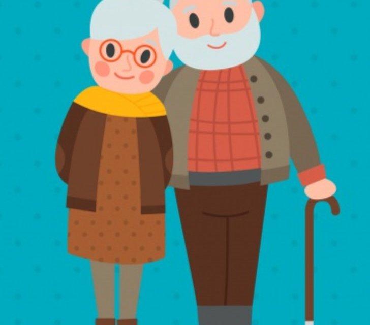 Wierszyk na Dzień Babci i Dziadka
