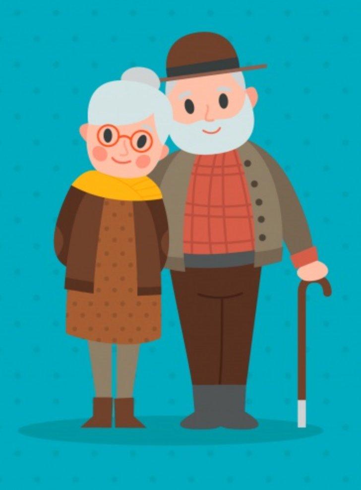 Wierszyk na Dzień Babci i Dziadka Dzień Babci i Dziadka Dzień Babci i Dziadka (Wierszyki) Dzień Rodziny (Wierszyki) Marlena Templer Wierszyki