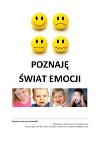 Książka na dopasowywanie - EMOCJE Katarzyna Kołodziejska Pomoce dydaktyczne