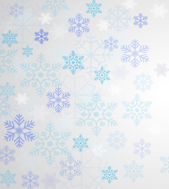 Gwiazdki - Śnieżynki Agata Dziechciarczyk Dzień Koloru Białego Wierszyki Zima