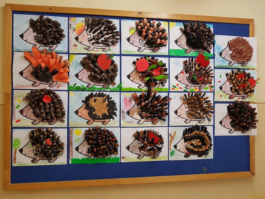Jeżyki Daria Kur Dzień Jeża Jesień Jesień Kreatywnie z dzieckiem Lato Prace plastyczne (Dzień Zwierząt) Prace plastyczne (Jesień) Prace plastyczne (Wiosna) Światowy Dzień Zwierząt Wiosna Zwierzęta