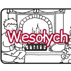 Dekoracja świąteczna okna Alicja Mazur Boże Narodzenie Kreatywnie z dzieckiem Prace plastyczne (Boże Narodzenie)