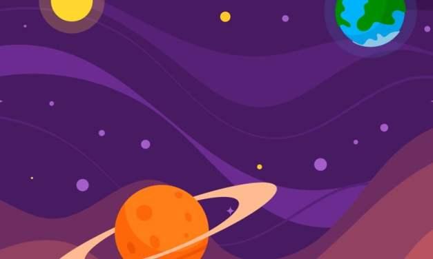Wierszyki O Kosmosie Dla Dzieci Przedszkolaków 4 5 6 Latków