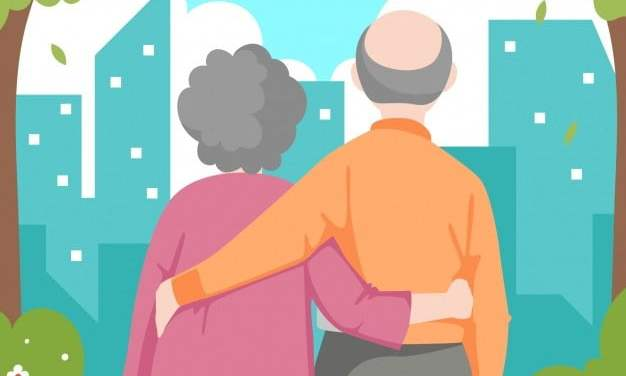 Na rozpoczęcie święta babci i dziadka