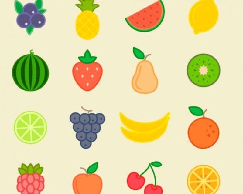 Angielski z przymrużeniem oka – Owoce