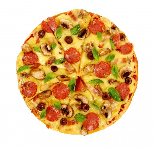 Zagadka – pizza 2