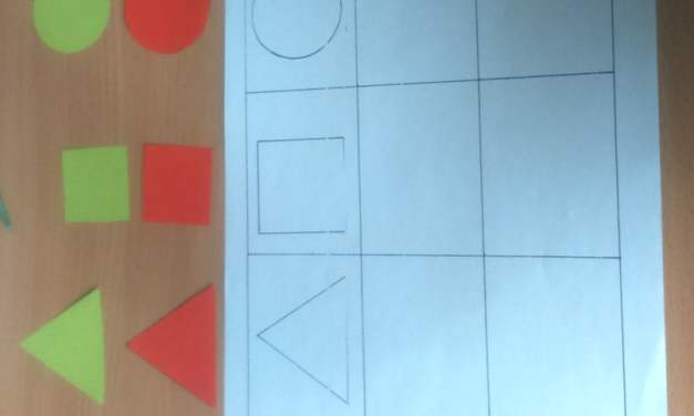 Figury geometryczne – matematyka jest ciekawa
