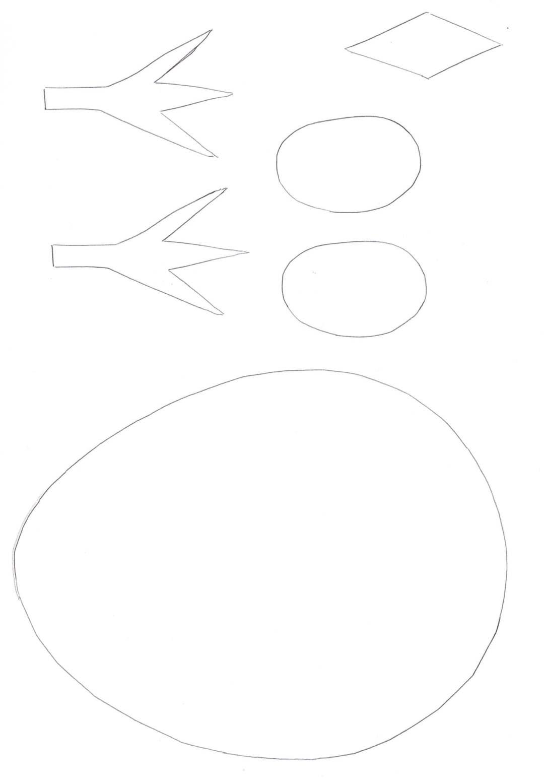 Kurczaczki ze skrzydełkami z odrysowanych rączek Anna Kowalska Prace plastyczne Prace plastyczne (Dzień Zwierząt) Prace plastyczne (Na wsi) Prace plastyczne (Wielkanoc) Światowy Dzień Zwierząt Zwierzęta (Prace plastyczne)