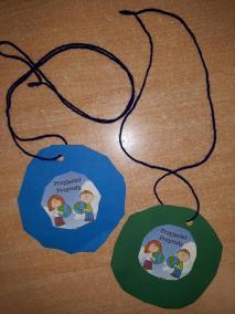 Medal Miłośnika przyrody Małgorzata Wojkowska Prace plastyczne Światowy Dzień Dzikiej Przyrody