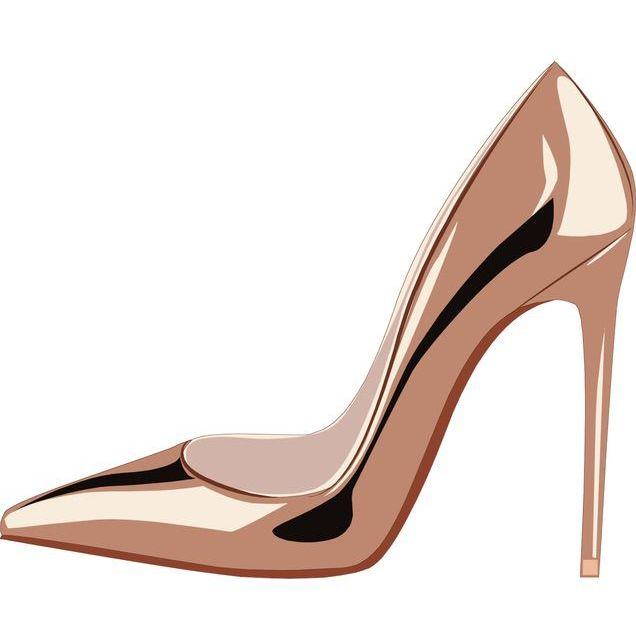 Dekoracje andrzejkowe: buty