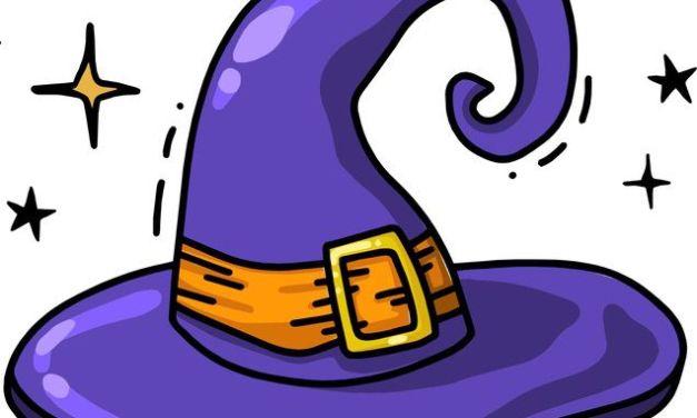 Dekoracje andrzejkowe: czarodziejskie czapki