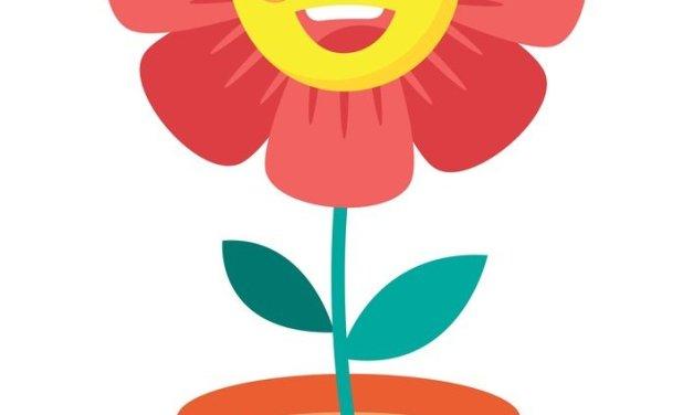 Dekoracje – kwiaty (10 szablonów)