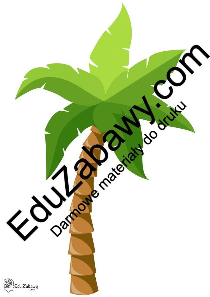 Dekoracje: palmy (10 szablonów) Dekoracje Dekoracje (Dzień Dinozaura) Dekoracje (Pożegnanie przedszkola) Dekoracje (Zakończenie roku)