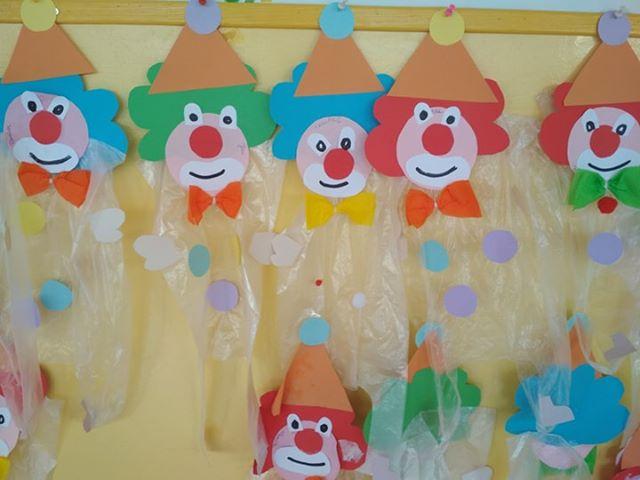 W cyrku – Klown