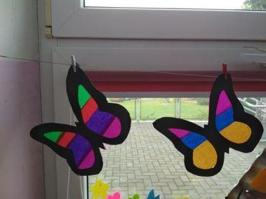 Motyle Aneta Grądzka-Rudziak Prace plastyczne Prace plastyczne (Dzień Mamy) Prace plastyczne (Dzień Rodziny) Prace plastyczne (Dzień Zwierząt) Prace plastyczne (Na wsi) Wiosna (Prace plastyczne)