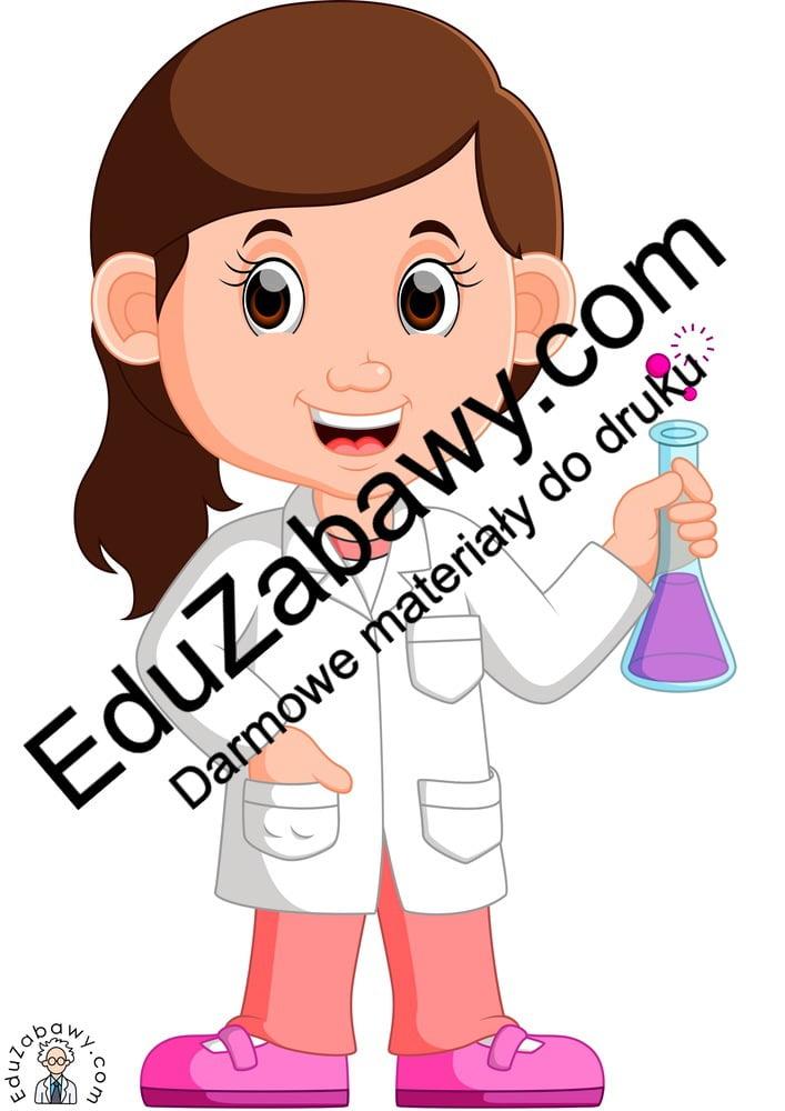 Dzień Chemika: Dekoracje (10 szablonów) Dekoracje Dzień Chemika