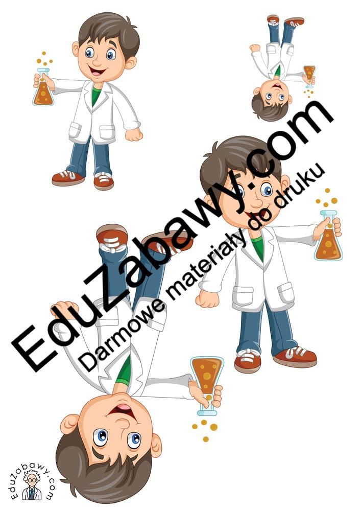Dzień Chemika: Uszereguj (10 kart pracy) Dzień Chemika Karty pracy Uszereguj