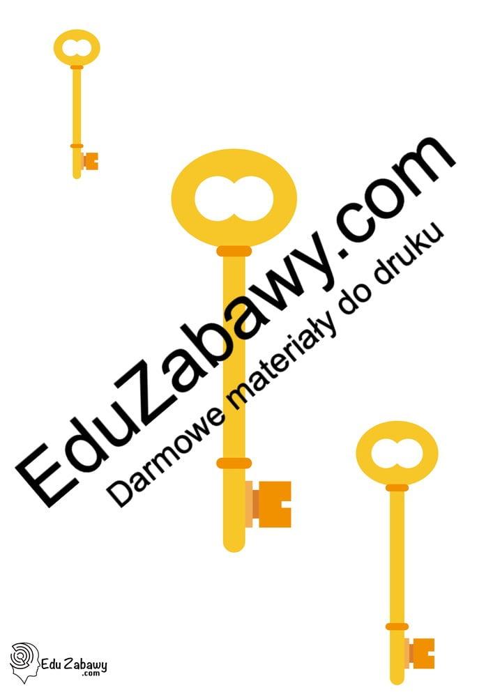 Andrzejki: Uszereguj (10 kart pracy) Andrzejki Karty pracy Karty pracy (Andrzejki) Uszereguj