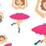 Dzień Dziewczynek: Uszereguj (10 kart pracy)